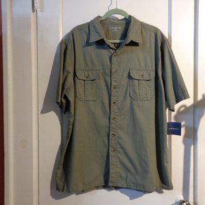 NWT Croft & Barrow Casual Button Down Shirt